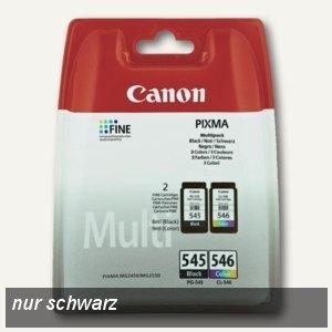 Canon Druckkopf schwarz, ca. 400 Seiten, 15 ml, PG545XL, 8286B001
