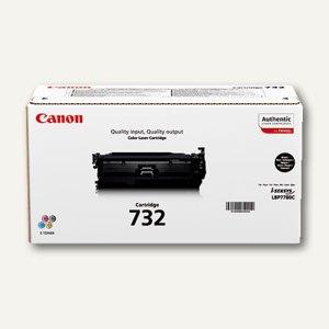"""Canon Lasertoner """"732BK"""", ca. 6.100 Seiten, schwarz, 6263B002"""