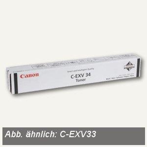 Canon Tonerkartusche, ca. 14.600 Seiten, schwarz, CEXV33, 2785B002