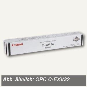 Canon Bildtrommel, ca. 140.000 Seiten, schwarz, CEXV32/33, 2772B003