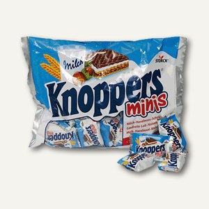 Knoppers Minis, 200 g, 2957218