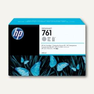 HP Tintenpatrone Nr. 761, 400 ml, grau, CM995A
