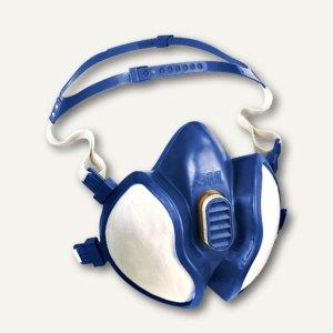 3M Atemschutzmaske Halbmaske FFABEKP3RD, Serie 4000, 4279