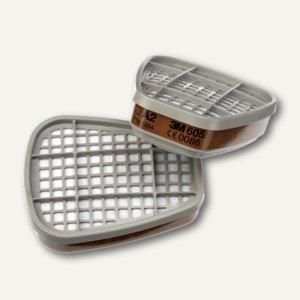 Gas- und Kombifilter für Atemschutzmasken Serie 6000/7000