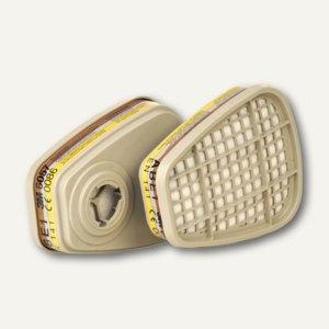 Artikelbild: Gas- und Kombifilter für Atemschutzmasken Serie 6000/7000
