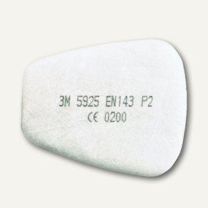 Partikel-Einlegefilter P2R für Atemschutzmasken Serie 6000/7000
