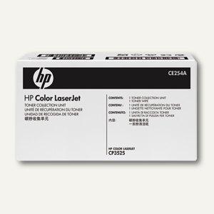 HP Resttonerbehälter, ca. 36.000 Seiten, schwarz, CE254A
