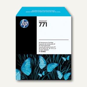 HP Resttintenbehälter 771, CH644A