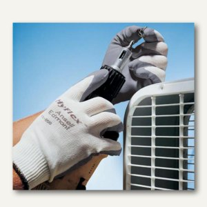 Ansell Schutzhandschuhe HyFlex® Foam, Nitril Nylon, Größe 9, 12 Paar, 11-800