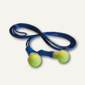 E-A-R caps Push-In Gehörschutzstöpsel mit Kordel