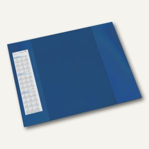 Läufer Schreibunterlage DURELLA D2 - 65 x 52 cm, Kalender, blau, 42658