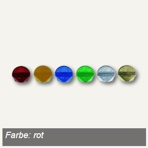 Alco Eckenklammern, Aluminium, rot, 1.000 Stück, 540-12