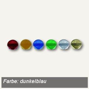 Alco Eckenklammern, Aluminium, dunkelblau, 1.000 Stück, 540-15