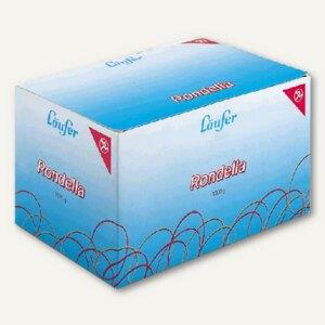 Läufer Rondella Gummibänder, 130 x 10 mm, 1.000 g - Packung, 51341