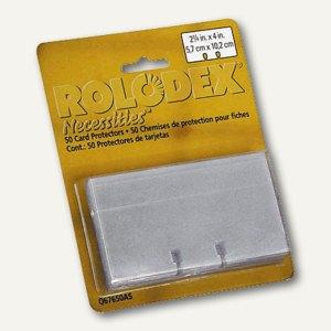 Ersatzkarten für Adresskartei VIP, weiß, 57 x 102 mm, 100 Stück, S0793490