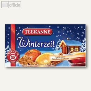 Teekanne Tee Winterzeit Spekulatius-Zimt, 20 x 2 g, 20 Beutel, 5695