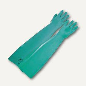 Schutzhandschuhe Camatril® 733, extra lange Stulpe, Nitril, Größe 9, 733