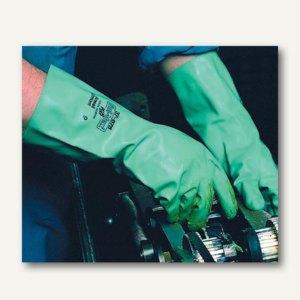 Chemikalienschutzhandschuhe Sol-Vex®, Nitrilkautschuk, Größe 9, 12 Paar, 37-695