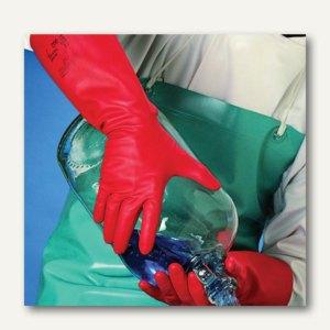 Schutzhandschuhe Sol-Vex® Premium, Nitrilkautschuk, Größe 8, 12 Paar, 37-900
