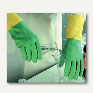 Artikelbild: Chemikalienschutzhandschuhe Bi-Colour™
