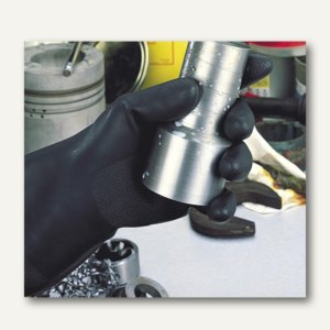 Chemikalienschutzhandschuhe Neotop™, Neopren-Naturlatex,Größe 9, 12 Paar, 29-500