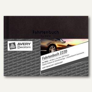 Artikelbild: Fahrtenbuch Design PKW