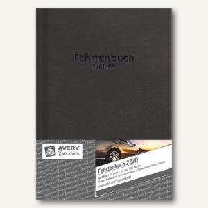 Fahrtenbuch Design PKW