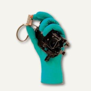 Ansell Einmalhandschuhe Touch-N-Tuff, Nitril, Größe 9.5-10, 50 Paar, 92-500