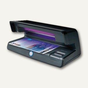 Safescan UV-Banknotenprüfgerät 50, alle Währungen, Plastik, schwarz, 131-0397