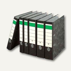 officio Standardordner DIN A4, Rückenbreite 50 mm, Kantenschutz, wolkenmarmor