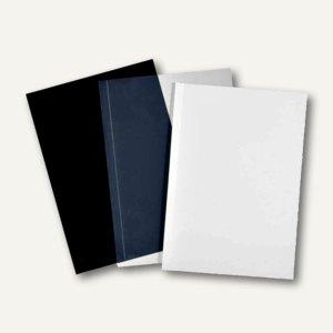 Klemmschienenhülle DIN A4, PVC, bis 100 Blatt, transparent, 10 Stück, 2926-19