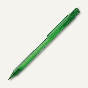 Schneider Kugelschreiber Fave 770, Strichstärke M, grün, 130404