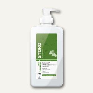 STOKO Hautreiniger Estesol® mild wash, 20x500ml-Pumpflaschen, 10 Liter, 31677