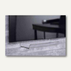 "Sigel Stifteschale für Magnettafeln ""artverum"", groß, Acryl, glasklar, GL198"