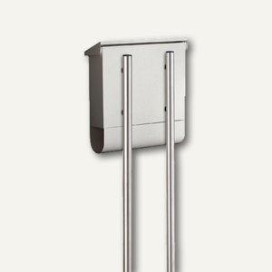 Edelstahl-Ständer für Briefkästen