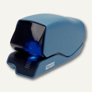 Elektrohefter 5025e, Heftleistung bis 25 Blatt, blau, flache Heftung, 25095202
