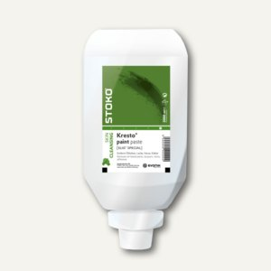 STOKO Hautreiniger Kresto® paint, 6x2000ml-Softflaschen, 12 Liter, 81907A06