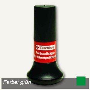 Gutenberg Stempelfarbe, grün, Inhalt: 30 ml, 20004