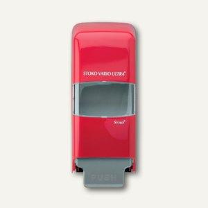 Spendersystem STOKO VARIO ULTRA RED, 1-2 Liter Füllmenge, Kunststoff, rot, 33012