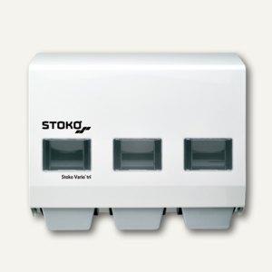 STOKO Spendersystem STOKO VARIO TRI, 3 x 1-2 Liter Füllmenge, Stahlblech, 89770