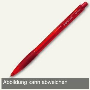 officio Kugelschreiber, Strichstärke 0.5 mm, rot, 960999