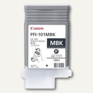 Canon Tintenpatrone, PFI-101MBK, matt-schwarz, 0882B001