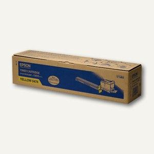 Epson Toner für AL-C9200xx ca. 14.000 Seiten, gelb, C13S050474