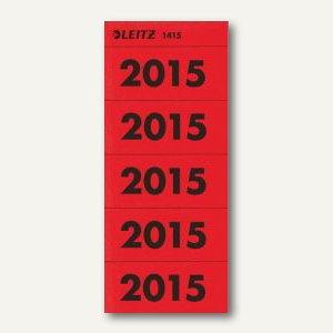 Ordner-Inhaltsschild Jahreszahl 2015