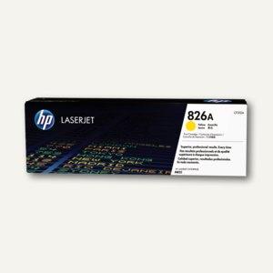 HP Toner Nr. 826A, 31.500 Seiten, gelb, CF312A