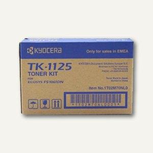 Kyocera Toner TK1125 - ca. 2.100 Seiten, 1T02M70NL0