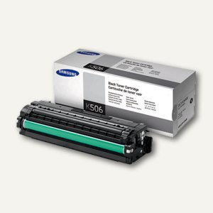 Samsung Tonerkartusche, ca. 2.000 Seiten, schwarz, CLT-K506S/ELS