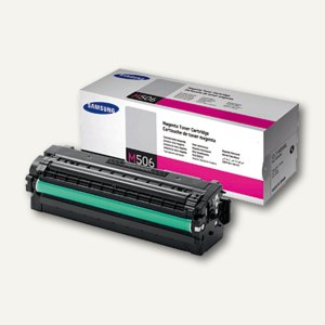 Samsung Tonerkartusche, ca. 3.500 Seiten, magenta, CLT-M506L/ELS