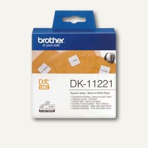 Brother DK Etiketten, Versand-Etiketten, 62 x 100 mm, 300 Stück, DK11202