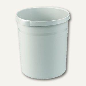 HAN Papierkorb GRIP, 18 Liter, grau, 18190-11
